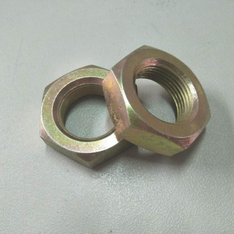 非标高强度镀锌螺母